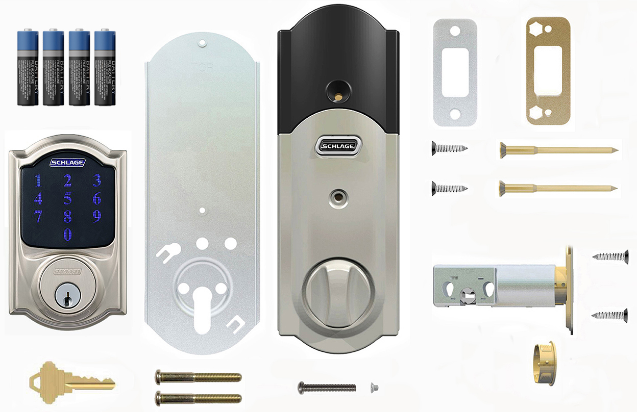 Smart locks - Easy Install - Schlage
