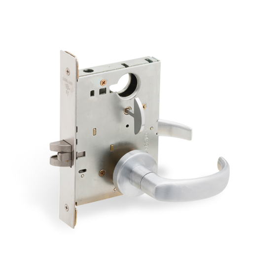 Schlage l for Schlage mortise lock template