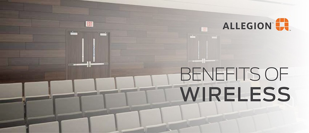 Benefits of wireless