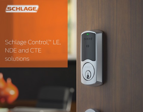 Allegion multifamily product brochure
