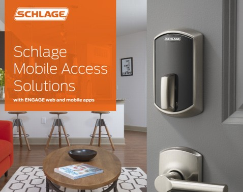 Allegion Schlage Mobile Access Solutions ENGAGE guide